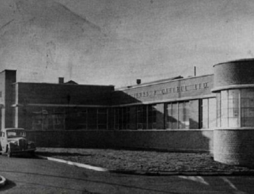 A.E. Jenks & Cattell Ltd factory